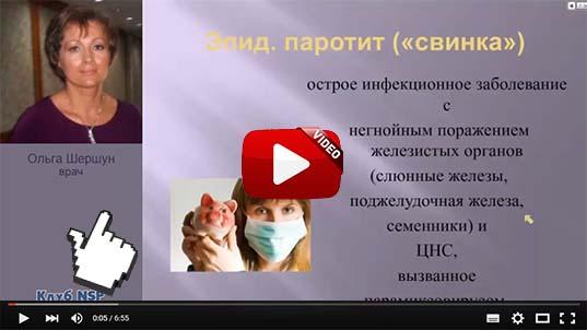 Детские инфекции. Часть 2